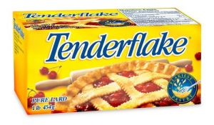 Tenderflake box